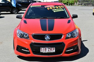 2015 Holden Commodore VF MY15 SS Red 6 Speed Manual Sedan.