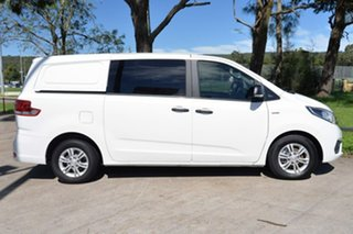 2017 LDV G10 SV7C White 6 Speed Automatic Van.