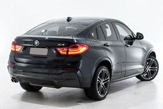 2017 BMW X4 F26 xDrive35d Coupe Steptronic Blue 8 Speed Automatic Wagon.