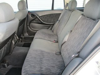 2003 Holden Commodore VY Executive Silver 4 Speed Automatic Wagon