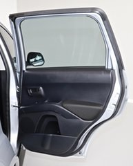 2008 Mitsubishi Outlander ZG MY09 LS Silver 5 Speed Manual Wagon