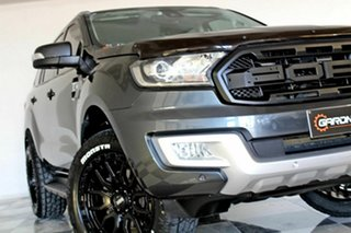 2017 Ford Everest UA MY18 Trend (4WD) Grey 6 Speed Automatic SUV.