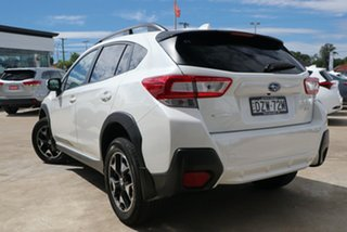 2019 Subaru XV MY19 2.0I-L White Continuous Variable Wagon.