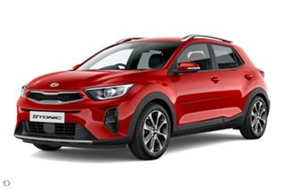 2020 Kia Stonic YB MY21 Sport FWD Red 6 Speed Automatic Wagon