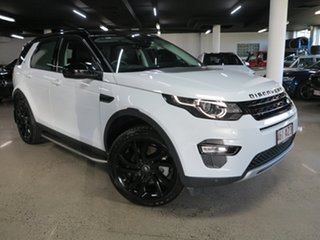 2015 Land Rover Discovery Sport L550 16.5MY HSE White 9 Speed Sports Automatic Wagon.