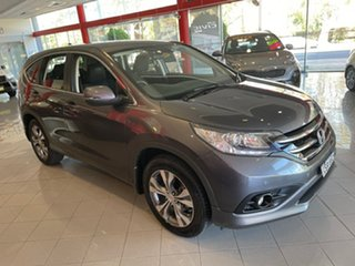2014 Honda CR-V RM MY15 VTi Plus Grey 5 Speed Automatic Wagon