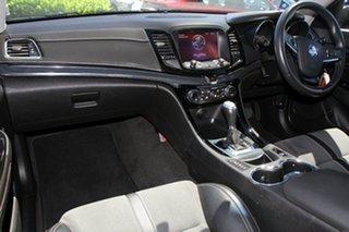 2015 Holden Commodore VF MY15 SV6 Silver 6 Speed Sports Automatic Sedan