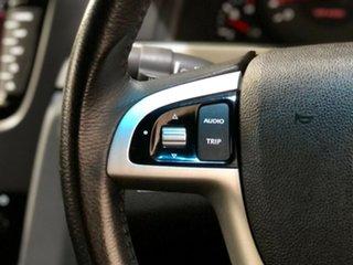 2012 Holden Commodore VE II MY12 SV6 Black 6 Speed Manual Sedan