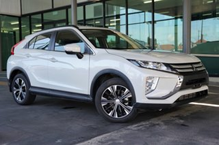 2019 Mitsubishi Eclipse Cross YA MY19 ES 2WD Starlight Black 8 Speed Constant Variable Wagon.