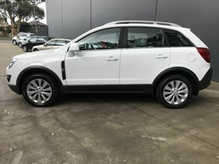 2014 Holden Captiva CG MY13 5 LT (FWD) White 6 Speed Automatic Wagon