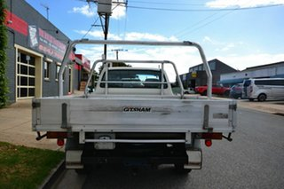 2003 Toyota Hilux RZN149R White 5 Speed Manual Cab Chassis