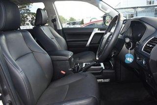 2017 Toyota Landcruiser Prado GDJ150R Kakadu Charcoal 6 Speed Sports Automatic SUV