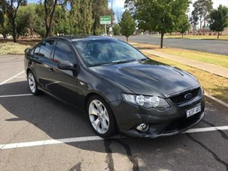 2009 Ford Falcon FG XR8 Grey 6 Speed Sports Automatic Sedan.