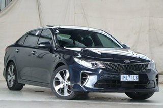 2018 Kia Optima JF MY18 GT Blue 6 Speed Sports Automatic Sedan.