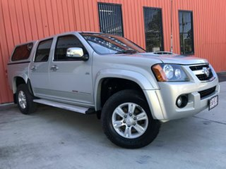 2011 Holden Colorado RC MY11 LT-R Crew Cab Silver 5 Speed Manual Utility.