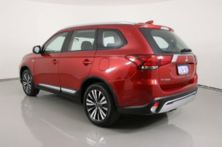 2019 Mitsubishi Outlander ZL MY19 ES 7 Seat (AWD) Red Continuous Variable Wagon