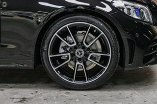 2021 Mercedes-Benz C-Class S205 801MY C200 Estate 9G-Tronic Obsidian Black 9 Speed Sports Automatic