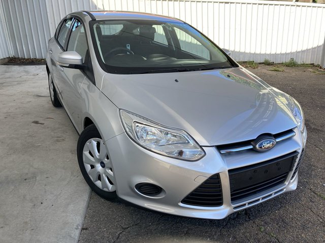 Used Ford Focus LW MkII Ambiente PwrShift Moorooka, 2014 Ford Focus LW MkII Ambiente PwrShift Silver 6 Speed Sports Automatic Dual Clutch Hatchback