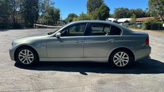 2006 BMW 3 Series E90 323i Steptronic Blue 6 Speed Sports Automatic Sedan