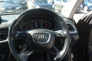 2014 Audi Q3 8U MY14 TFSI S Tronic Quattro Black 7 Speed Sports Automatic Dual Clutch Wagon