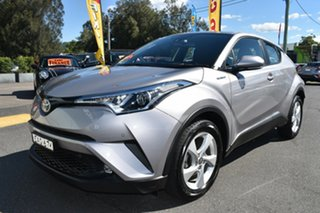 2018 Toyota C-HR NGX50R S-CVT AWD Grey 7 Speed Constant Variable Wagon