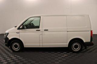 2018 Volkswagen Transporter T6 MY19 TDI340 SWB DSG White 7 speed Automatic Van