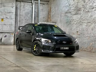2017 Subaru WRX V1 MY18 STI AWD spec.R Grey 6 Speed Manual Sedan.
