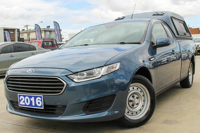 Used Ford Falcon FG X Ute Super Cab Coburg North, 2016 Ford Falcon FG X Ute Super Cab Blue 6 Speed Sports Automatic Utility
