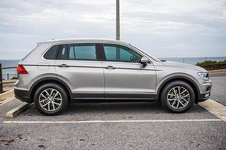 2016 Volkswagen Tiguan 5N MY16 118TSI DSG 2WD Silver 6 Speed Sports Automatic Dual Clutch Wagon.