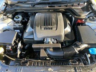 2010 Holden Commodore VE II SV6 Silver 6 Speed Sports Automatic Sedan