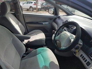 2005 Mitsubishi Grandis BA MY06 Luxury Blue 4 Speed Sports Automatic Wagon
