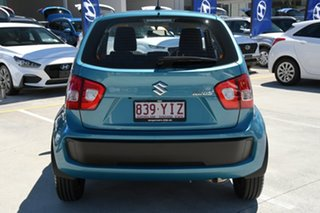 2018 Suzuki Ignis MF GL Teal 1 Speed Constant Variable Hatchback