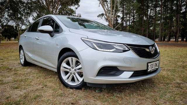 Used Holden Astra BL MY17 LS+ Nuriootpa, 2017 Holden Astra BL MY17 LS+ Silver 6 Speed Sports Automatic Sedan