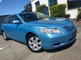 2006 Toyota Camry ACV40R Altise Blue 5 Speed Automatic Sedan.
