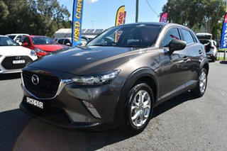 2018 Mazda CX-3 DK2W7A Maxx SKYACTIV-Drive Grey 6 Speed Sports Automatic Wagon