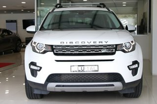 2016 Land Rover Discovery Sport L550 16.5MY HSE White 9 Speed Sports Automatic Wagon