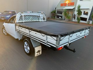 2010 Ford Falcon FG Super Cab 6 Speed Automatic Cab Chassis.
