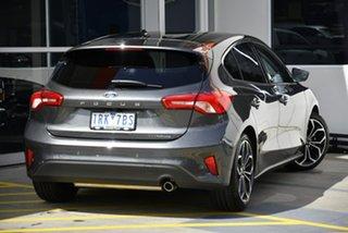 2019 Ford Focus SA 2020.25MY Titanium Grey 8 Speed Automatic Hatchback