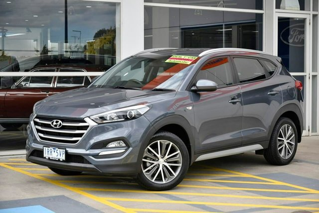 Used Hyundai Tucson TL MY17 Active X 2WD Berwick, 2017 Hyundai Tucson TL MY17 Active X 2WD Grey 6 Speed Sports Automatic Wagon