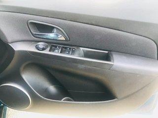 2011 Holden Cruze JH Series II MY12 SRi Blue 6 Speed Sports Automatic Hatchback
