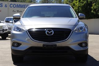 2014 Mazda CX-9 TB10A5 Luxury Activematic AWD Silver 6 Speed Sports Automatic Wagon