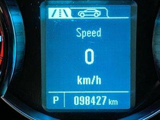 2014 Holden Cruze JH Series II MY14 Z Series Grey 6 Speed Sports Automatic Sedan