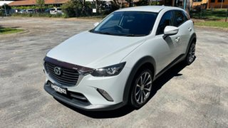 2016 Mazda CX-3 DK2W7A Maxx SKYACTIV-Drive Ceramic 6 Speed Sports Automatic Wagon.