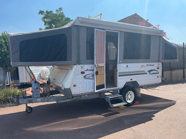 Used Jayco Flamingo St James, 2002 Jayco Flamingo Caravan