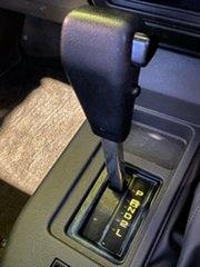 2002 Holden Jackaroo U8 MY02 Equipe SE Black 4 Speed Automatic Wagon