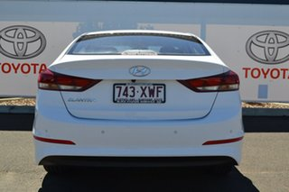 2018 Hyundai Elantra AD MY18 Active 2.0 MPI White 6 Speed Automatic Sedan