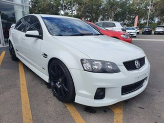 2012 Holden Commodore VE II MY12.5 SS Z Series 6 Speed Manual Sedan
