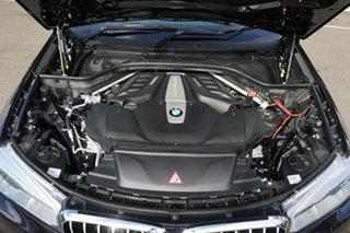 2016 BMW X6 F16 MY16 xDrive50i Carbon Black Metallic 8 Speed Automatic Coupe