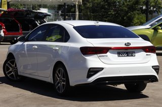 2018 Kia Cerato BD MY19 Sport+ Clear White 6 Speed Sports Automatic Sedan