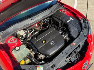 2007 Mazda 3 BK MY06 Upgrade SP23 Red 5 Speed Auto Activematic Sedan